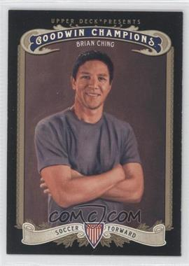2012 Upper Deck Goodwin Champions #172 - Brian Ching