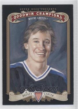 2012 Upper Deck Goodwin Champions #32 - Wayne Gretzky