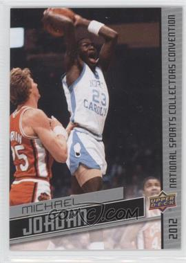 2012 Upper Deck National Convention #NSCC-1 - Michael Jordan