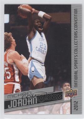 2012 Upper Deck National #NSCC-1 - Michael Jordan