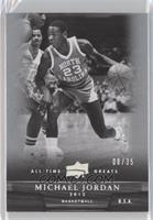 Michael Jordan /35