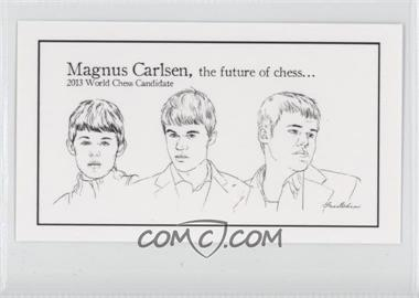 2013 FaceChess SE #12 - Magnus Carlsen