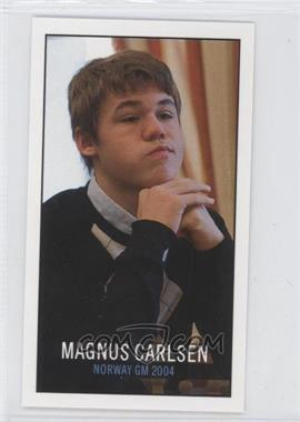 2013 FaceChess #5 - Magnus Carlsen