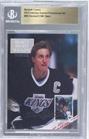 Wayne Gretzky (COMC Back) /25 [ENCASED]
