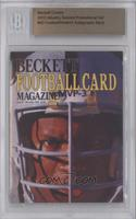 Bo Jackson /50 [BGS AUTHENTIC]