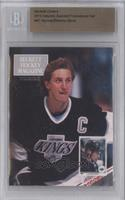Wayne Gretzky /50 [BGS AUTHENTIC]