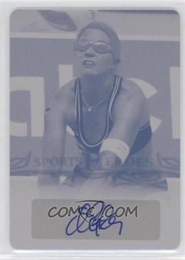 2013 Leaf Sports Heroes - Base Autographs - Printing Plate Magenta #BA-MMT - Misty May-Treanor /1