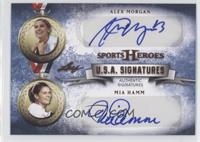 Alex Morgan, Mia Hamm