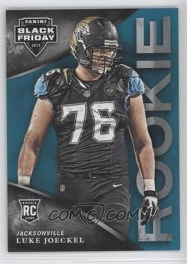 2013 Panini Black Friday - [Base] #28 - Luke Joeckel