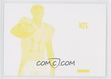 2013 Panini Black Friday Breast Cancer Awareness Relics Progressions Yellow #BCA15 - Tavon Austin