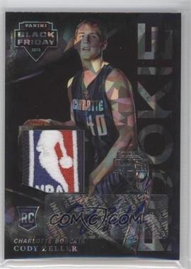 2013 Panini Black Friday Cracked Ice Rookie Patches Autographs [Autographed] #60 - Cody Zeller