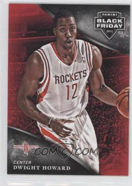 2013 Panini Black Friday #10 - Dwight Howard