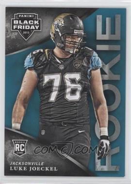 2013 Panini Black Friday #28 - Luke Joeckel
