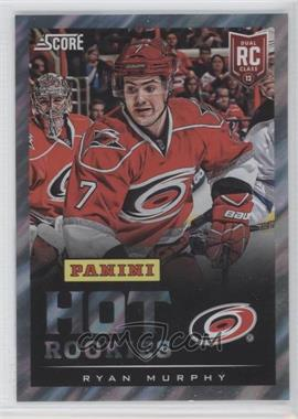 2013 Panini Fan Expo Score Hot Rookies Lava Flow #4 - Ryan Murphy