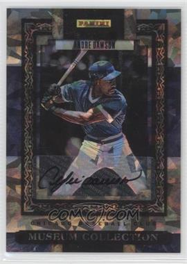 2013 Panini Father's Day - Museum Collection - Cracked Ice Autographs [Autographed] #MC-9 - Andre Dawson