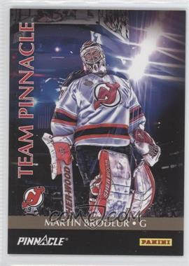 2013 Panini Father's Day Team Pinnacle #11 - Martin Brodeur, Jonathan Quick