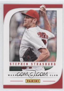 2013 Panini Father's Day #1 - Stephen Strasburg