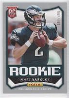 Matt Barkley /499