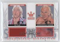 Ric Flair, Billy Graham /19