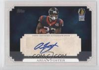 Arian Foster (Topps) /8