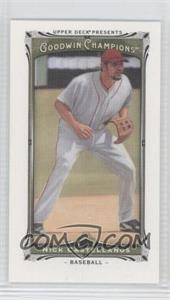 2013 Upper Deck Goodwin Champions - [Base] - Canvas Minis #212 - Nick Castellanos