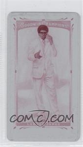2013 Upper Deck Goodwin Champions - [Base] - Mini Printing Plate Magenta #17 - Lebron James /1