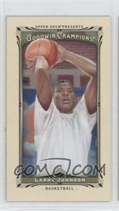 2013 Upper Deck Goodwin Champions - [Base] - Mini #110 - Larry Johnson