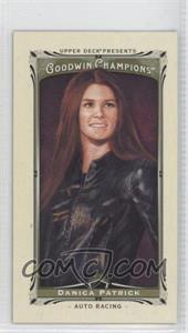 2013 Upper Deck Goodwin Champions - [Base] - Mini #131 - Danica Patrick