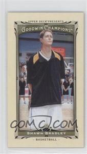 2013 Upper Deck Goodwin Champions - [Base] - Mini #15 - Shawn Bradley