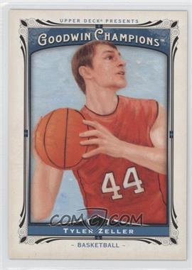 2013 Upper Deck Goodwin Champions - [Base] #165 - Tyler Zeller