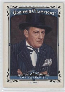 2013 Upper Deck Goodwin Champions - [Base] #176 - Lon Chaney Sr.