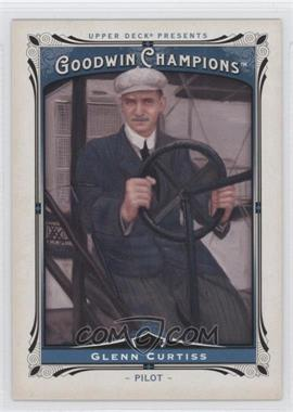 2013 Upper Deck Goodwin Champions - [Base] #180 - Glenn Curtiss