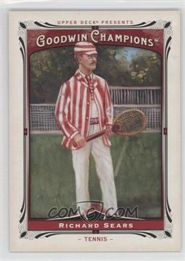 2013 Upper Deck Goodwin Champions - [Base] #201 - Richard Sears