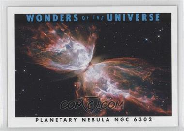 2013 Upper Deck Goodwin Champions - Wonders of the Universe #WT-55 - Planetary Nebula NGC 6302
