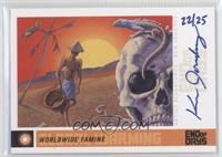 Worldwide Famine, Ken Joudrey /25