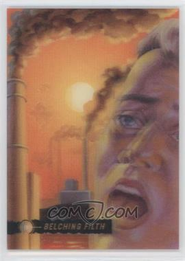 2013 Upper Deck Goodwin Champions End of Days Global Warming #EOD GW-1 - Belching Filth
