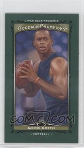 2013 Upper Deck Goodwin Champions Mini Green Lady Luck #123 - Geno Smith