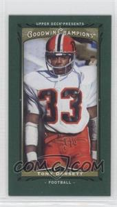 2013 Upper Deck Goodwin Champions Mini Green Lady Luck #144 - Tony Dorsett