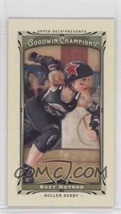 2013 Upper Deck Goodwin Champions Mini #122 - Suzy Hotrod