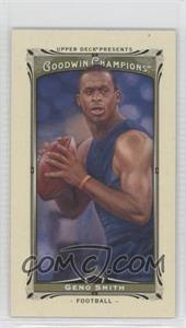 2013 Upper Deck Goodwin Champions Mini #123 - Geno Smith