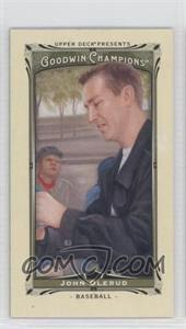 2013 Upper Deck Goodwin Champions Mini #136 - John Olerud