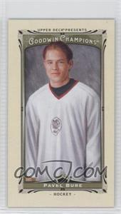 2013 Upper Deck Goodwin Champions Mini #148 - Pavel Bure