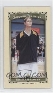 2013 Upper Deck Goodwin Champions Mini #15 - Shawn Bradley