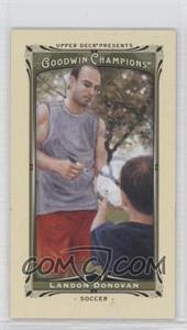 2013 Upper Deck Goodwin Champions Mini #21 - Landon Donovan