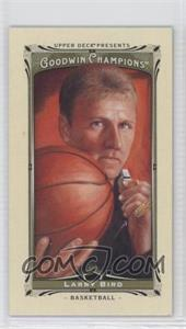 2013 Upper Deck Goodwin Champions Mini #46 - Larry Bird