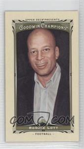 2013 Upper Deck Goodwin Champions Mini #48 - Ronnie Lott
