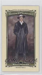 2013 Upper Deck Goodwin Champions Mini #53 - Walt Frazier
