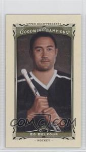 2013 Upper Deck Goodwin Champions Mini #83 - Ed Belfour