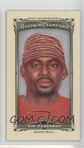 2013 Upper Deck Goodwin Champions Mini #84 - Tim Hardaway