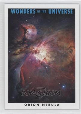 2013 Upper Deck Goodwin Champions Wonders of the Universe #WT-51 - Orion Nebula